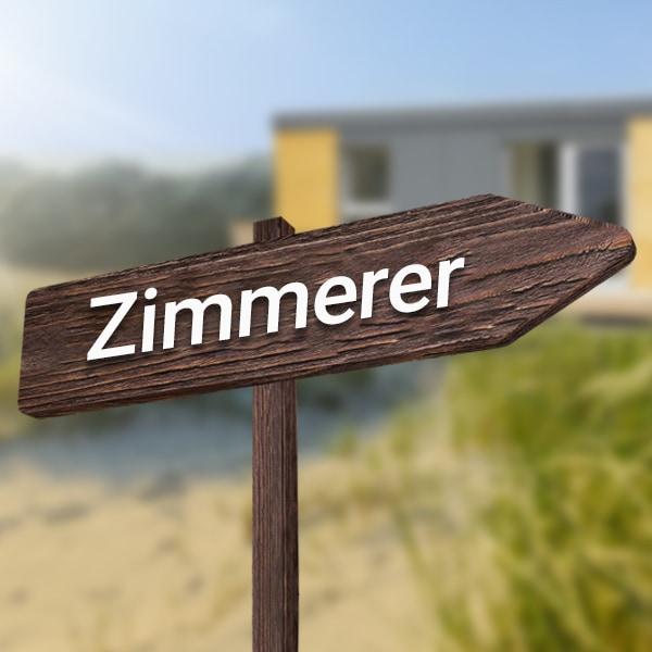 Zimmerer in Vollzeit (m/w/d) Job bei HB Brett Holzbau